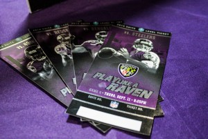 Ravens' 2014 season tickets