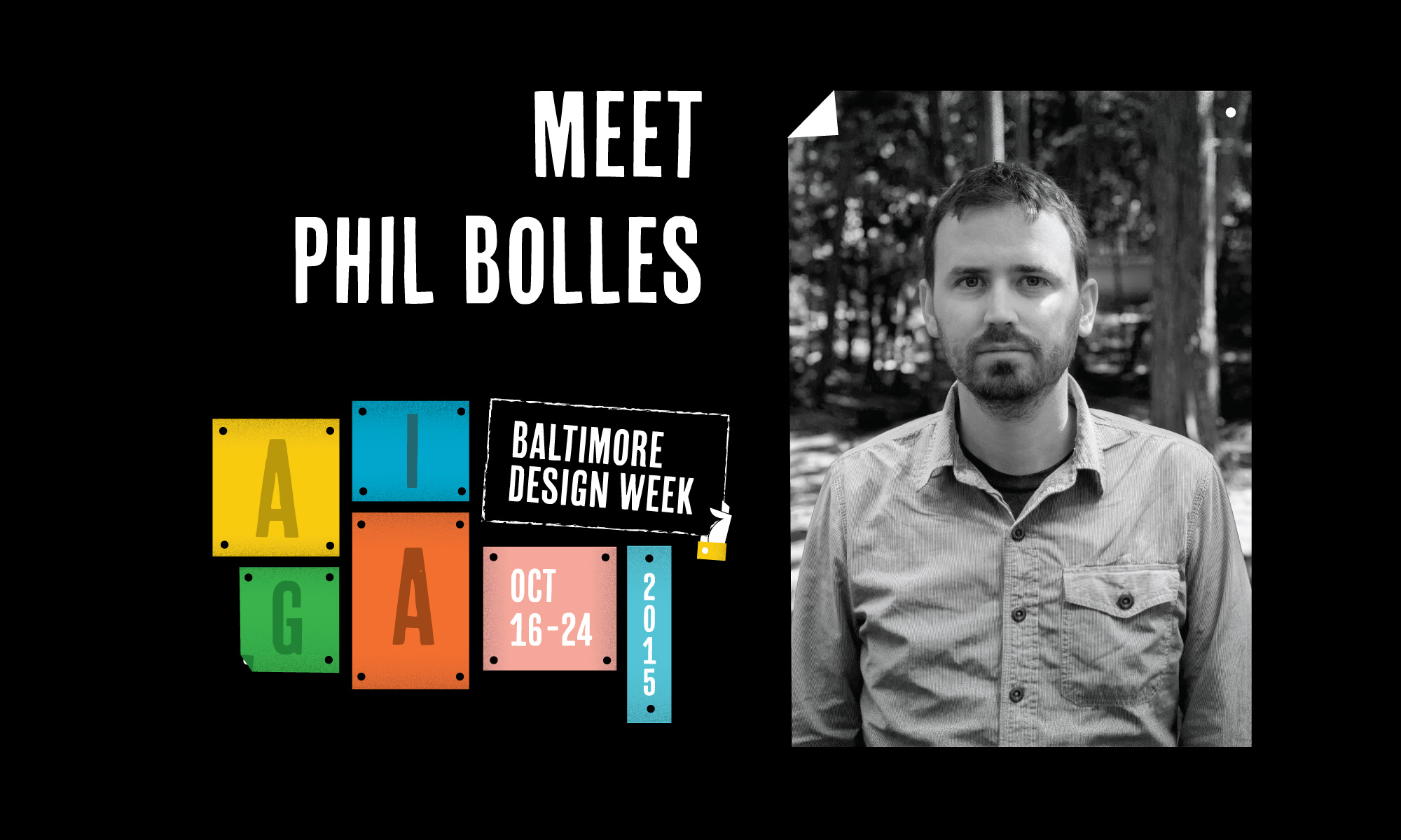 Phil Bolles, multi-disciplinary designer and educator