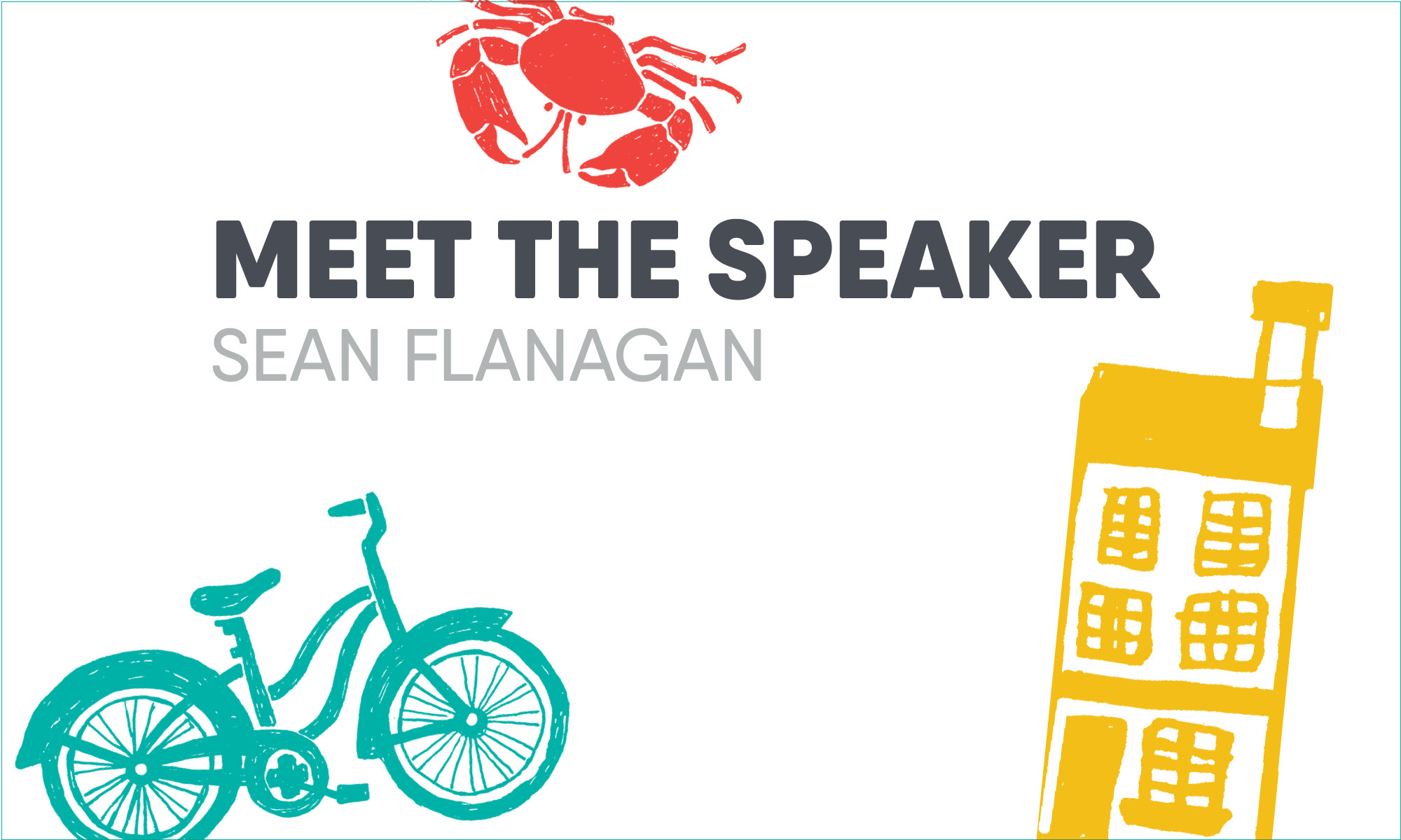 Meet the Speaker: Sean Flanagan