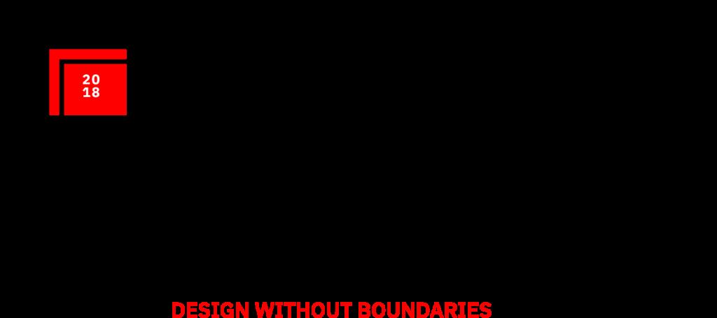 AIGA Baltimore Design Week 2018 logo by idfive