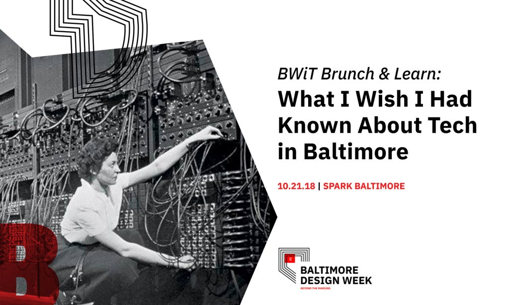 AIGA Design Week Baltimore 2018 - Baltimore Women in Tech Brunch