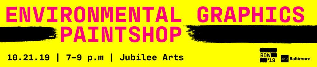 Environmental Graphics Painting Workshop