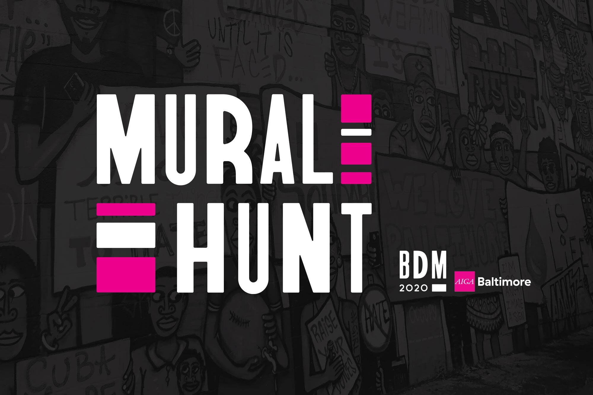 Mural Hunt