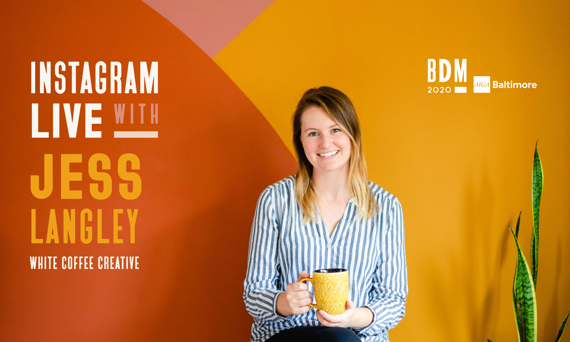 Instagram Live with Jess Langley of White Coffee Creative