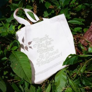good neighbor | tote bag