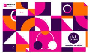 Ink & Pixels graphic design student talk